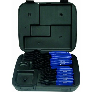 12-Piece Combination Internal and External Snap Ring Pliers Set,Williams PL-1612