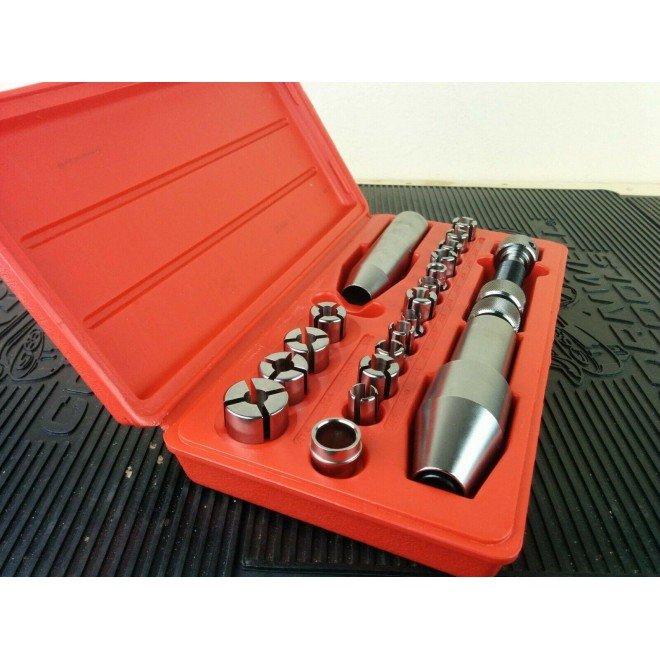 #ai674 NEW  Snap On USA A37M Clutch Aligner Quick Alignment Tool Set MSRP $895