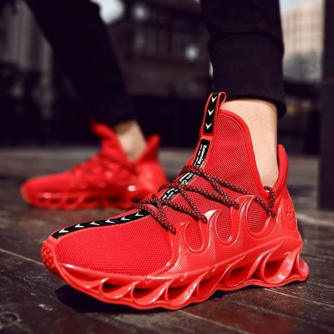 Men Lightweight Breathable Top Quality Sneakers